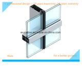 Bunte Halb-Sichtbare Glaszwischenwand
