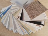 Window Blind Soft Material Cortina de tela de colores