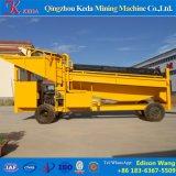 Placer equipamentos de mineração de ouro ouro Trommel lavar