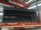 Máquina que pela hidráulica QC12k-20X3200 del CNC