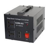 Sunkax 110/120VAC к трансформатору напряжения тока шага 220/240VAC up/Down