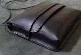 Borsa di cuoio dell'unità di elaborazione di modo per il sacchetto degli uomini (BDMC067)