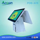 POS-A15 Windowsのプリンターが付いている人間の特徴をもつタッチ画面の電子式金銭登録器
