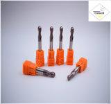 Cutoutil D8 20*60*8 pour Hardmetal en acier appariant les outils solides normaux de fraises en bout de carbure