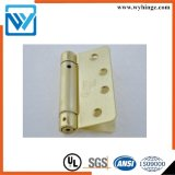 Dobradiça resistente da mola da polegada 2.5mm da qualidade 4 da ferragem da porta