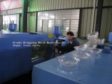 Máquina de moldagem por injeção de economia de energia de bom preço 128ton com Ce