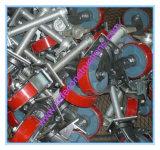La capacité d'échafaudages lourd pour la construction de roue