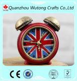 Nuovo regalo del ricordo dell'orologio della resina del regalo della decorazione della casa di disegno da vendere