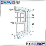 Cadre de porte d'aluminium de section de largeur