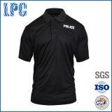 OEM Overhemd het Van uitstekende kwaliteit van het Polo van de Katoenen Politie van het Werk
