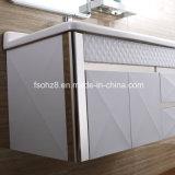 2017棚との現代ステンレス鋼の浴室の虚栄心