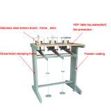 Machine de test triple de fusion de Mi-Pression