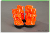 Waterproof Dog Shoes Products Bottes personnalisées Pet Rain Boots