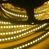 doppio indicatore luminoso del nastro di riga 4000k LED di 240LEDs/M 12V-24V SMD3528