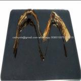 Material del acero de las hojas de acero inoxidables y de las placas AISI304 del color de PVD