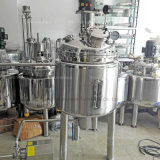 Acero inoxidable la circulación de la calefacción eléctrica tanque de mezcla de loción