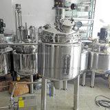 Máquina de fabricación líquida del lavaplatos del acero inoxidable para el champú