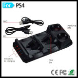 Het Laden van de vierling de Post van het Dok voor PS4 Playstation 4 PS van Controlemechanismen Vr de Motie Gamepad van de Beweging