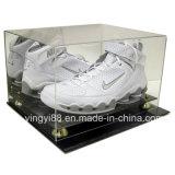 ボックスバスケットボール靴のためのアクリルの陳列ケースで新しい