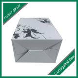 صلبة يغضّن ورق مقوّى وحيدة [غلسّ بوتّل] خمر صندوق