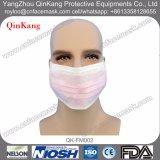 3 a gettare maneggiano la maschera di protezione medica non tessuta con FDA
