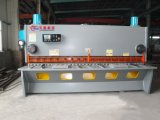 QC11y-12X3200 유압 단두대 깎는 기계, CNC 관제사를 가진 절단기