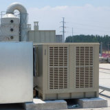 2개 속도 증발 물 안개 살포 전기 산업 공기 냉각기