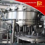 Mit hohem Ausschuss automatische Getränkegetränk-Haustier-Flaschen-Kennsatz-Füllmaschine