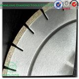 Herramientas de corte del borde de la lámina del diamante para el tratamiento de piedra - hoja del corte del borde del diamante para el granito y el mármol
