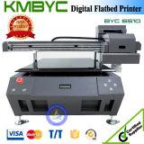 Принтер высокого качества Kmbyc UV планшетный для древесины