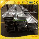Protuberancia 6061 del aluminio 6063 para el perfil de aluminio de T