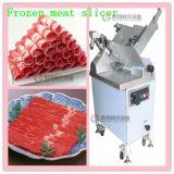 Viande congelée par trancheuse congelée par vaisselle de cuisine de viande découpant la machine en tranches de découpage Fqp-380