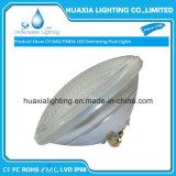 Starkes Glas-NENNWERT 56 LED Unterwasserswimmingpool-Lampen-im Freienlicht