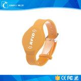 De Armbanden van Bucklepvc RFID van het Horloge van de manier voor Gebeurtenissen