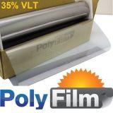 Clinquant métallisé automatique de teinte d'isolation thermique pour le guichet en verre