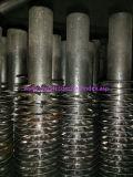 空気熱交換器の螺線形のコイルのひれ付き管