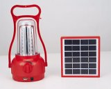 Mini central eléctrica solar portable, iluminación solar del LED para Homeusage