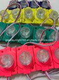 LED de couleur rouge rose Module d'injection