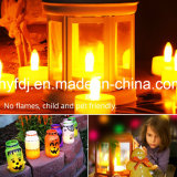 Sin Flama Battery-Powered Velas Candelitas LED