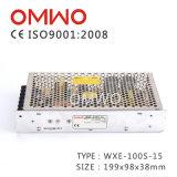 100W 12V AC/DC Schaltungs-Stromversorgung, Wxe-100s-12
