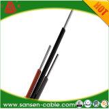Câble électronique isolé par PVC en aluminium à un noyau de conducteur de basse tension