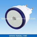 LED-Fühler-Nachtlicht mit Italien-Vertikale-Stecker