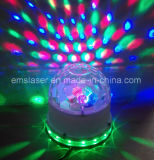 Vente en gros 2 In1 RGB LED Magic Ball Lumière LED Lumière de tournesol Disco Éclairage