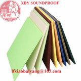 Polyester-Faser-akustisches Panel-Wand-akustisches Vorstand-Deckenverkleidung-Dekoration-Panel