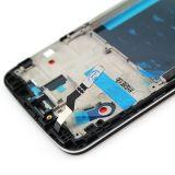 LG G2 D800 LCDスクリーンのためのLCDの表示画面の接触Digitizer+Frame白いアセンブリ
