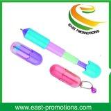 선전용 주문 플라스틱 철회 가능한 환약 공 점 펜
