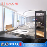Puerta de aluminio del diseño de lujo para la oficina/la sala de conferencias