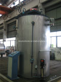 Gás de baixa pressão, óleo diesel, aquecedor de vapor vertical com combustível de GLP