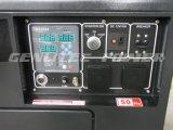 Générateur 5kw diesel silencieux portatif refroidi par air avec le panneau de contrôle de Digitals