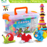 Le festival éducatif de Noël de puzzle de 500+ Megapack DIY badine des jouets de bille d'épine de cadeau d'anniversaire
